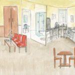 Apartment Obergeschoss