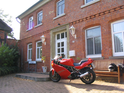 Motorradtouren Weserbergland